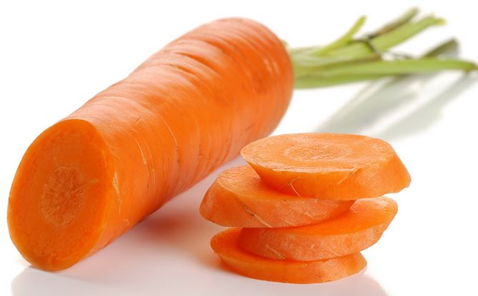Skromna marchewka nieograniczonym zródłemmłodości