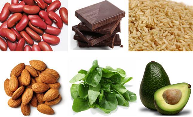 Nie daj się zmęczeniu, 7 pokarmów bogatych wmagnez