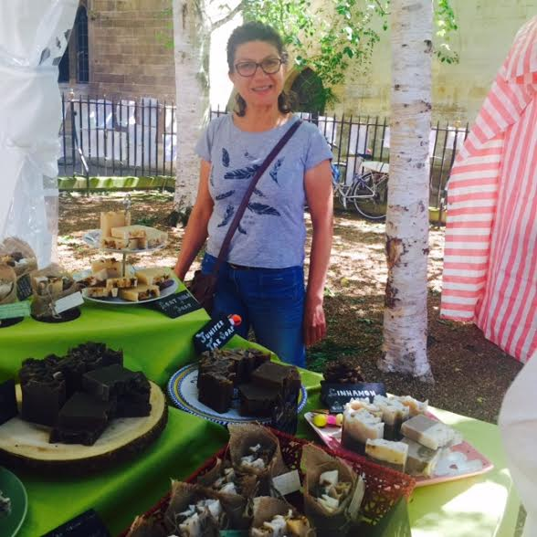 Natural soaps author