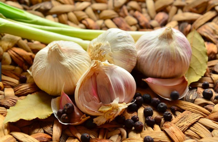 Garlic stronger thandrugs