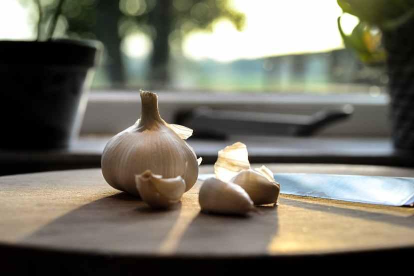 Powerful garlic stronger thanmedicines